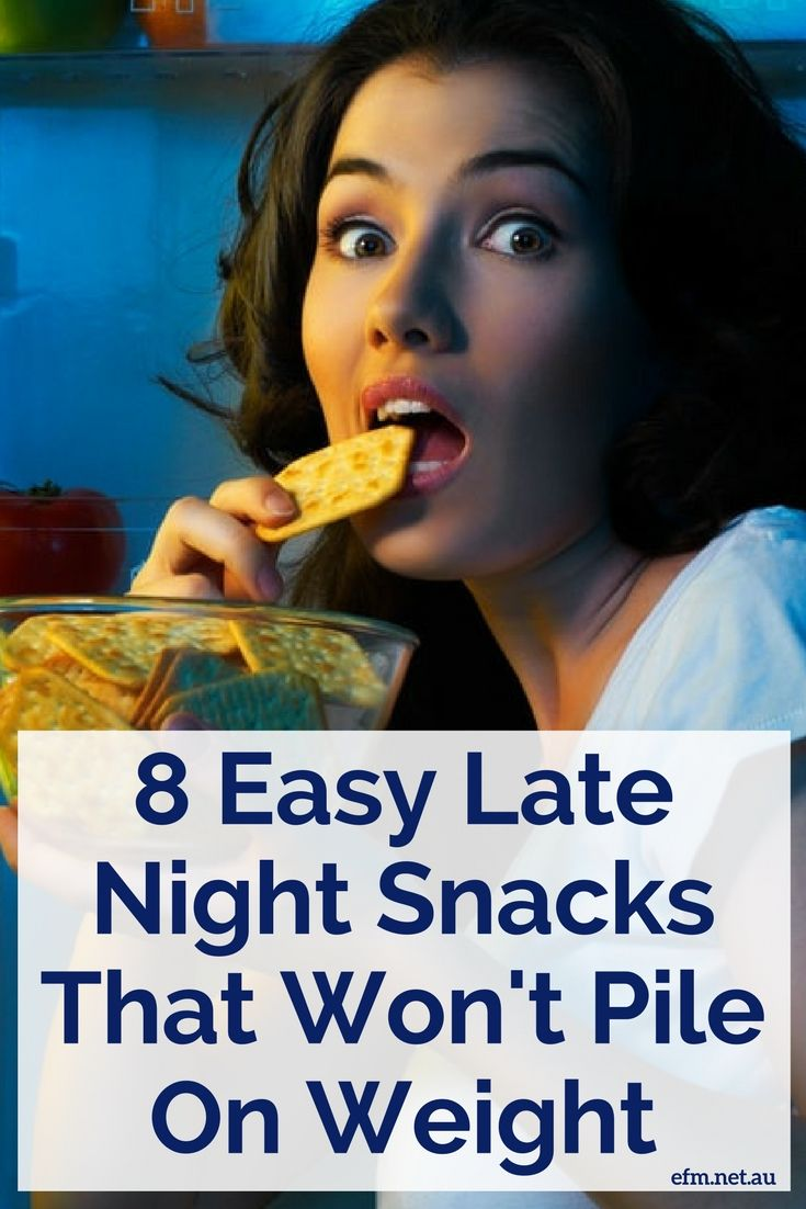 8 Healthy Snacks You Can Eat After 8pm Efm Health Clubs