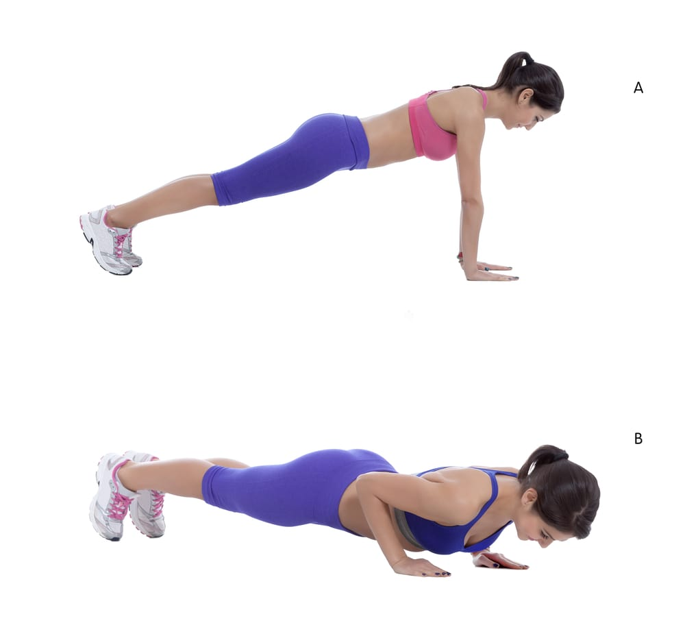 chest toning exercise