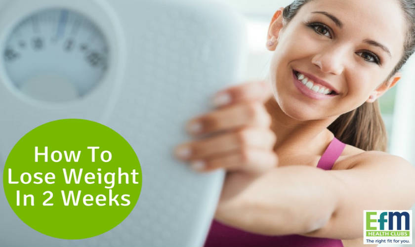 How To Lose Weight In 2 Weeks Without Diet Pills Or Fad