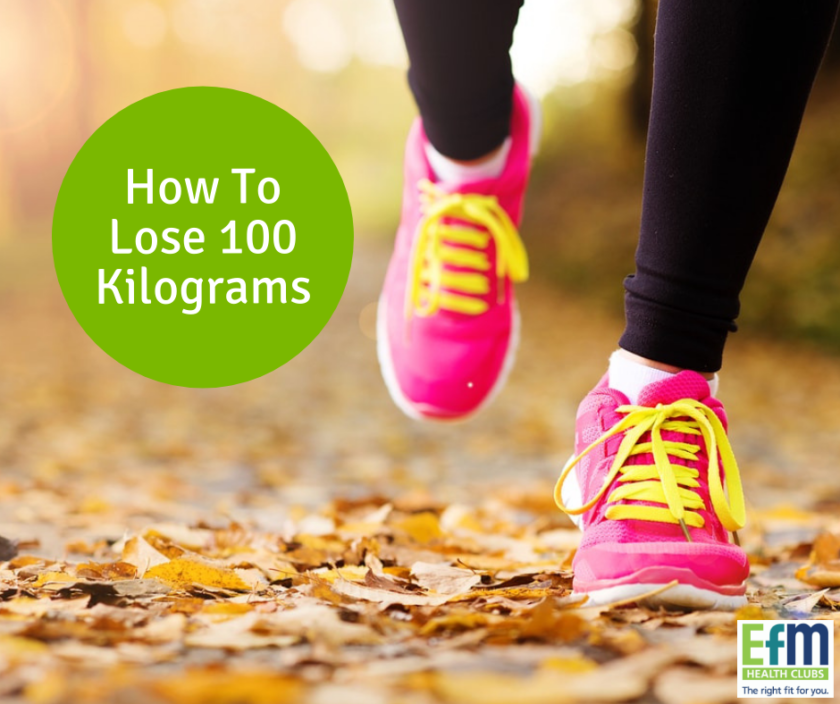 How To Lose 100 Kilograms Simply